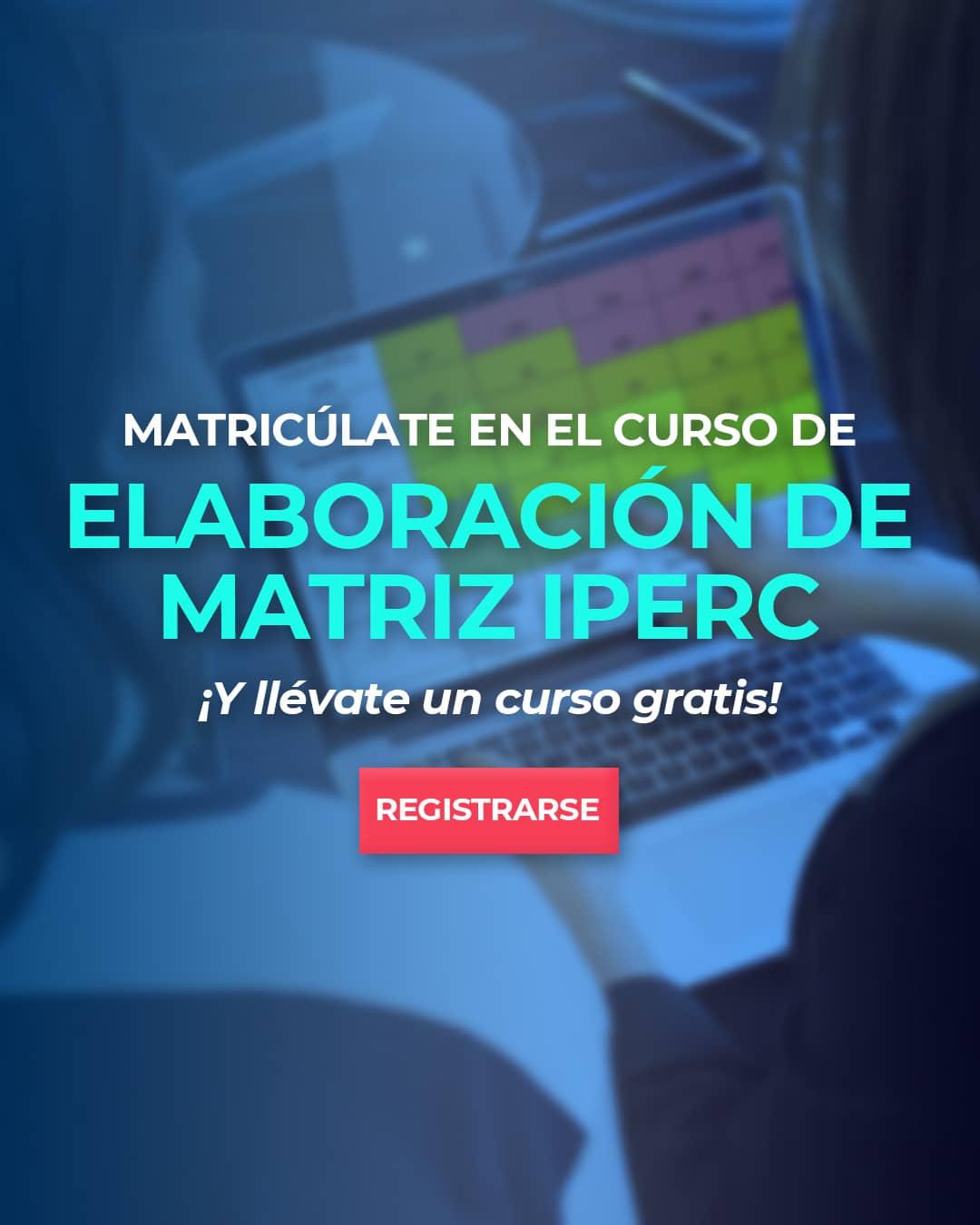 curso matriz iperc