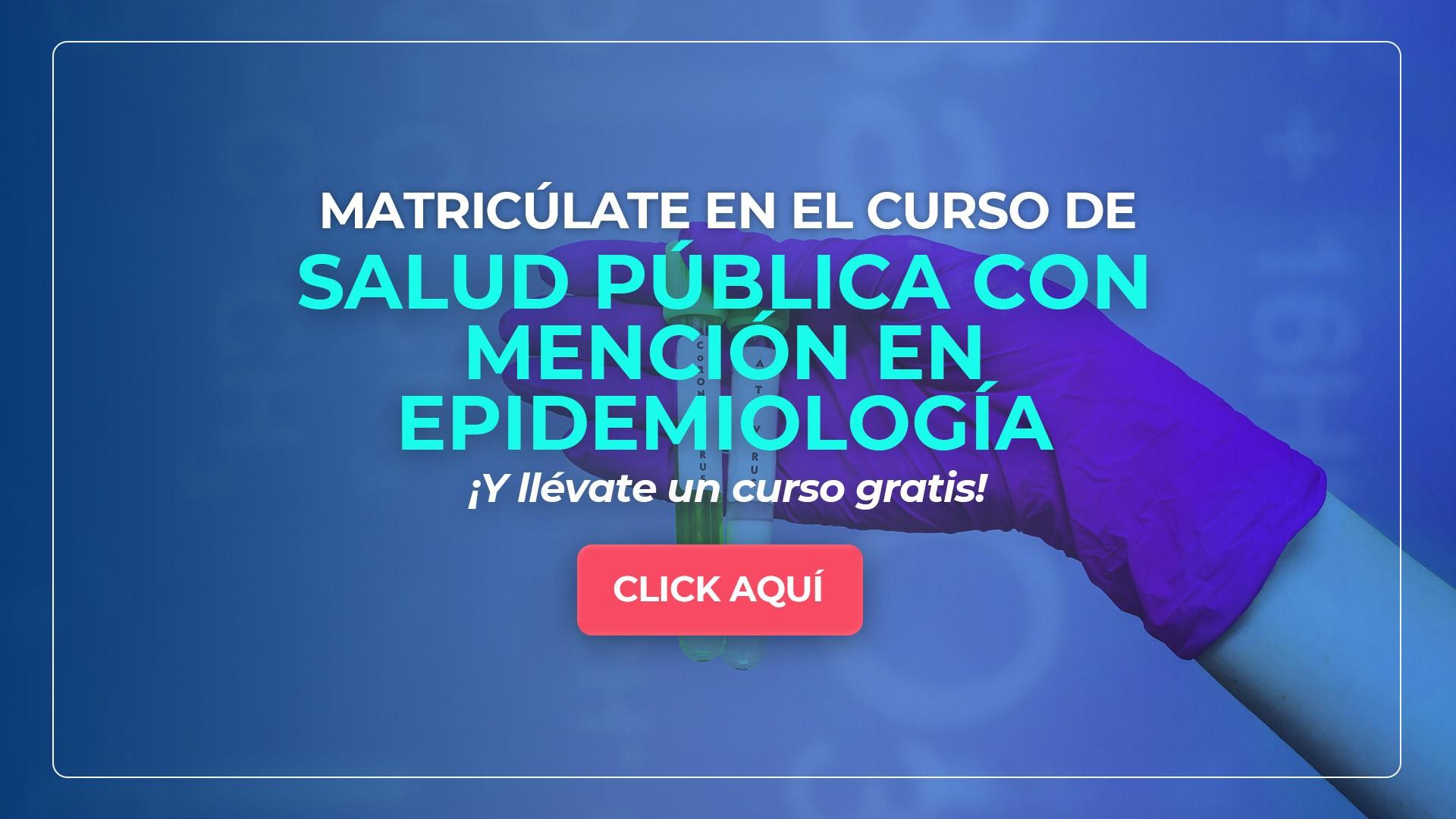 curso epidemiologia
